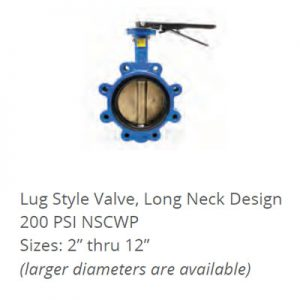 BL Series Butterfly Valve